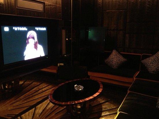 Sofitel Macau At Ponte 16: Black Galaxy karaoke