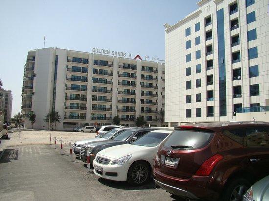 Golden Sands Hotel Apartments - Picture of Golden Sands ...