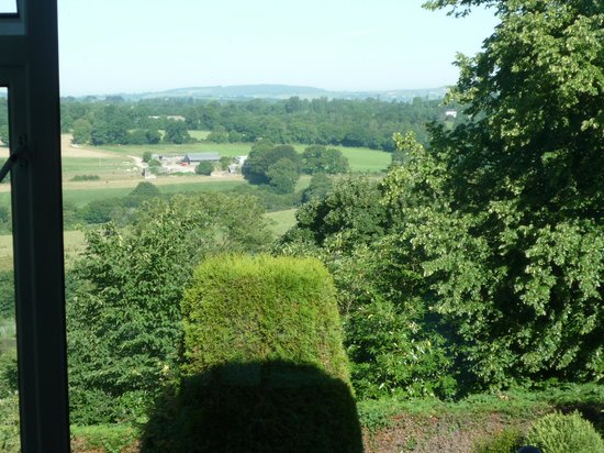 """Glenbarry B&B: """"The View to Garden and Nature"""""""