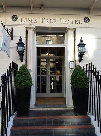 Lime Tree Hotel: l'ingresso del B&B