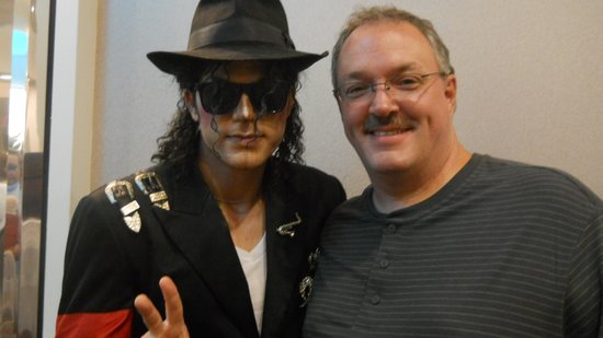 Legends In Concert : Husband and Michael Jackson