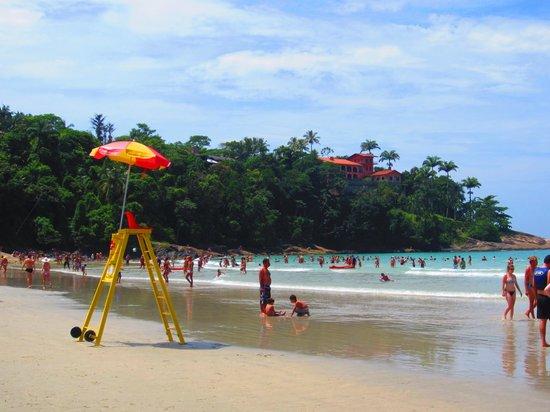 Praia do Tenorio: Praia do Tenório - Ubatuba