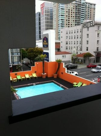 Americania Hotel: Rooftop Pool