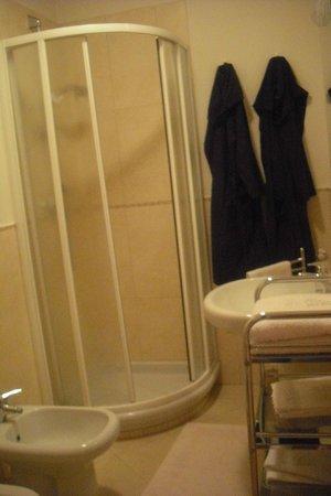 Central Inn: il bagno