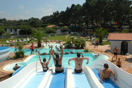 Camping itsas mendi saint jean de luz france voir les for Camping saint jean de luz avec piscine