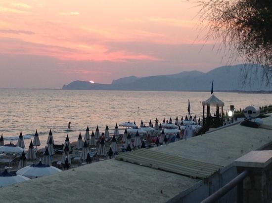 Hotel Mayor: tramonto