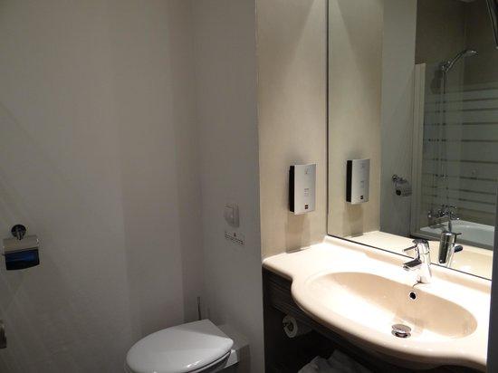 Hotel Du Parc: bagno