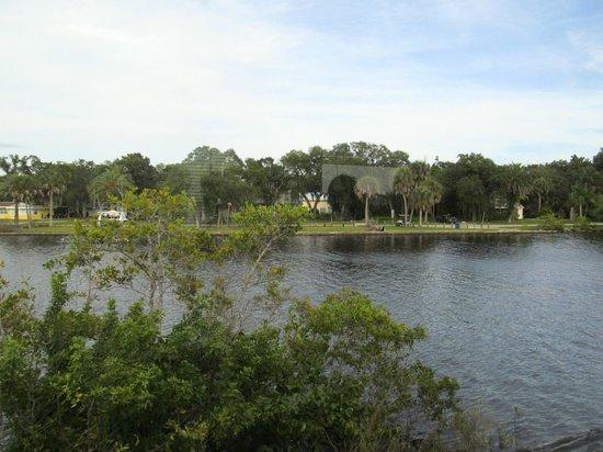 Koreshan State Park: Canoeing on the Estero River