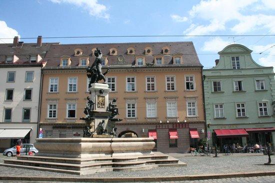 Prachtbrunnen