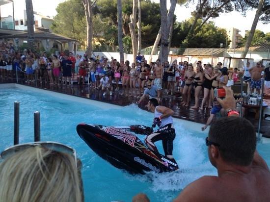 Nikki Beach Mallorca : Beach Party