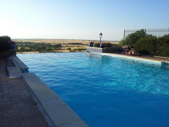 Hotel el rancho ahora 95 antes 1 2 4 for Hotel piscina segovia