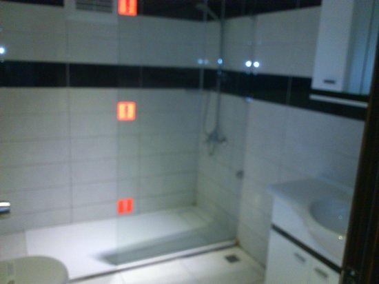 Konakli Nergis Hotel: banyo