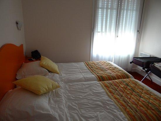 Hotel Val de Loire: stanza