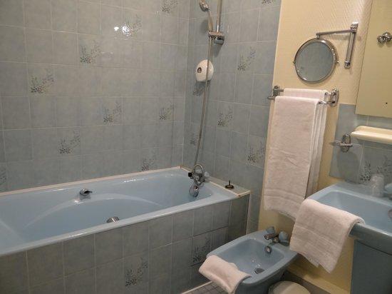 Hotel Val de Loire: bagno