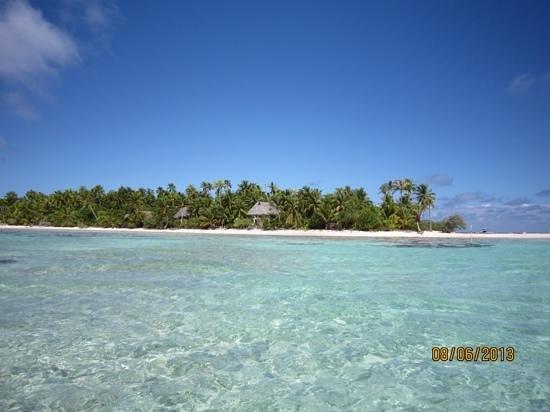 Tikehau Ninamu Resort : Motu Ninamu