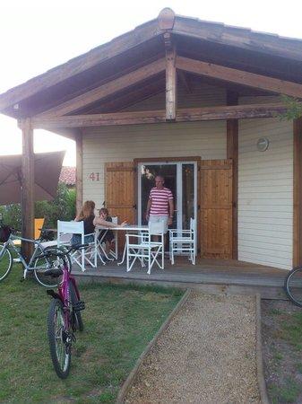 Les Cottages du Lac : One of the Cottages
