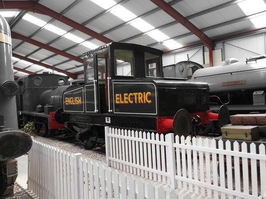 Ribble Steam Railway: Electric !
