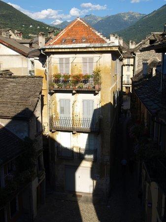 PIemonte da Sciolla : centre historique
