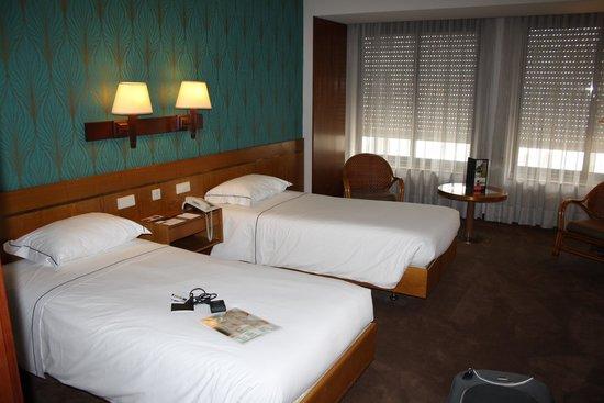Tivoli Coimbra Hotel: Habitación 1