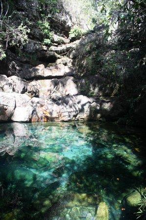 Alto Paraiso de Goias, GO: Poço Xamã