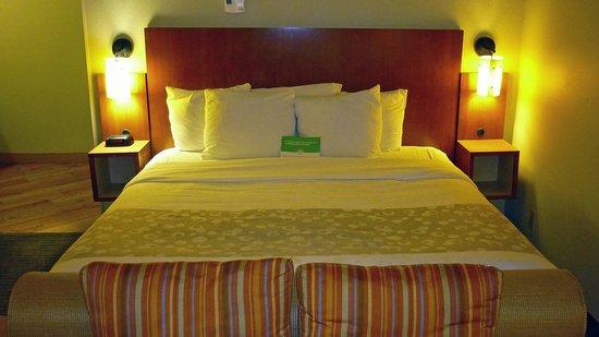 La Quinta Inn & Suites Savannah Southside: bed