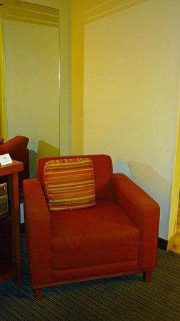 La Quinta Inn & Suites Savannah Southside: chair