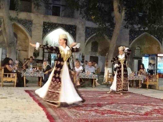 Nodir Devon Begi Madrasasi: Cultural dance program