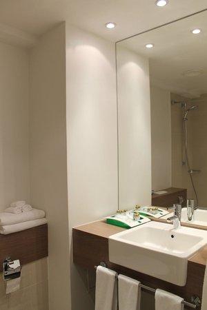 Holiday Inn St. Petersburg Moskovskie Vorota : Ванная комната