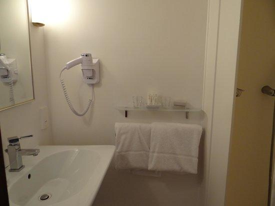 Hotel Château des Tertres : bagno
