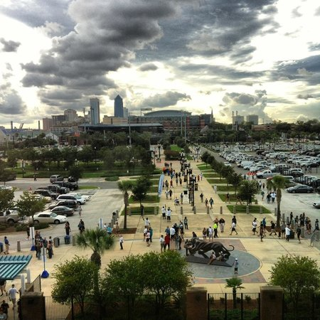 EverBank Field : View from West Club