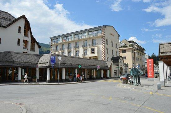 Hotel Schweizerhof : L'Original
