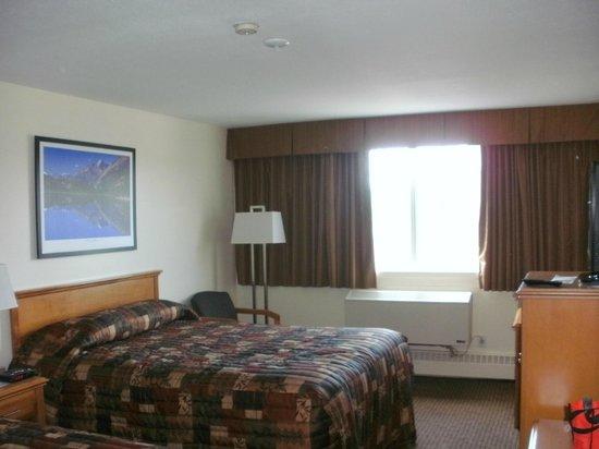 Woodlands Inn & Suites: Fort Nelson