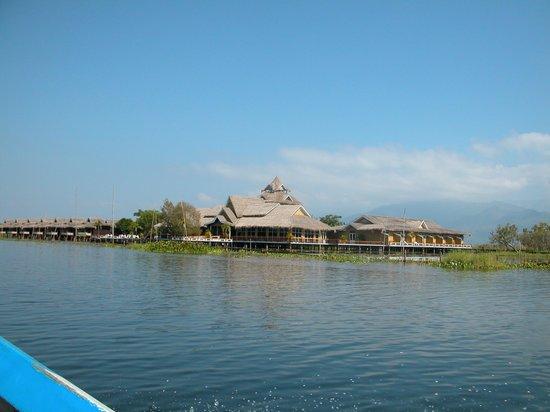 Nanda Wunn Hotel: Hotels at Inlay lake