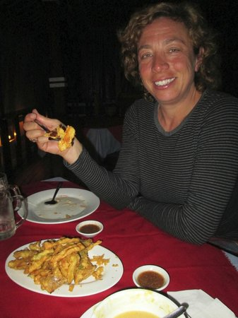 Best Friend Restaurant : Best Vegetable Tempura