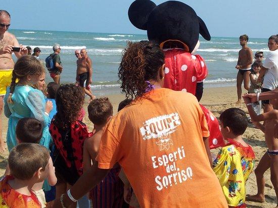 Club Arianna Hotel Residence: feste in spiaggia
