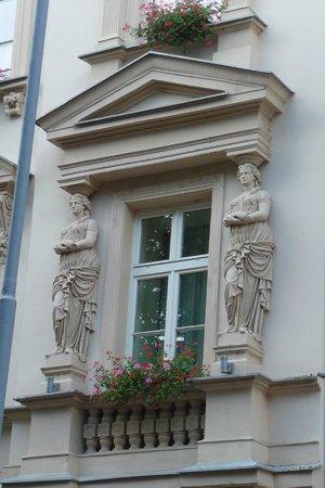هوتل يوروبا: Detail Europa Hotel