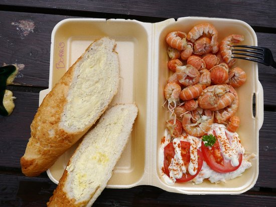 MacGillivray's Seafood: Tails Special