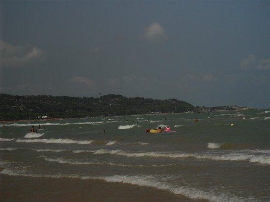 Green Park Village: spiaggia