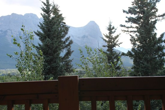 Falcon Crest Lodge by CLIQUE: View from our balcony.