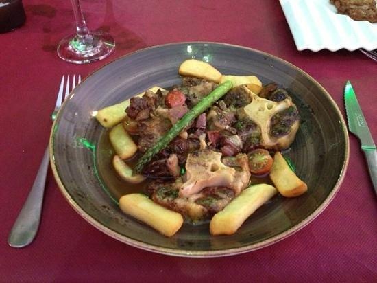 Restaurante Racó de Paco: Rabo de Toro