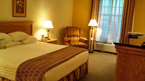 Drury Inn & Suites Amarillo: Comfortable beds