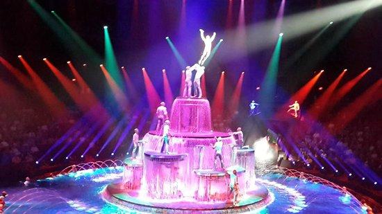 Le Rêve - The Dream - Picture of Le Reve - The Dream, Las Vegas ...