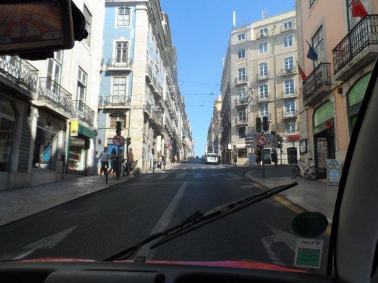 Red Tour Lisbon - Buggy and Segway Tours: Rua