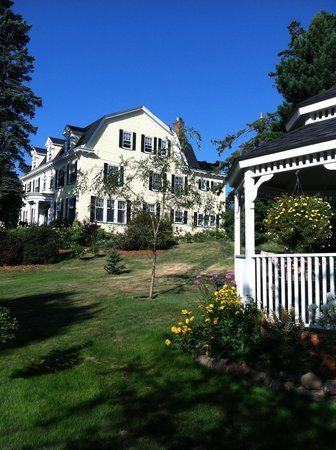 A G Thomson House Bed and Breakfast: A really neat place