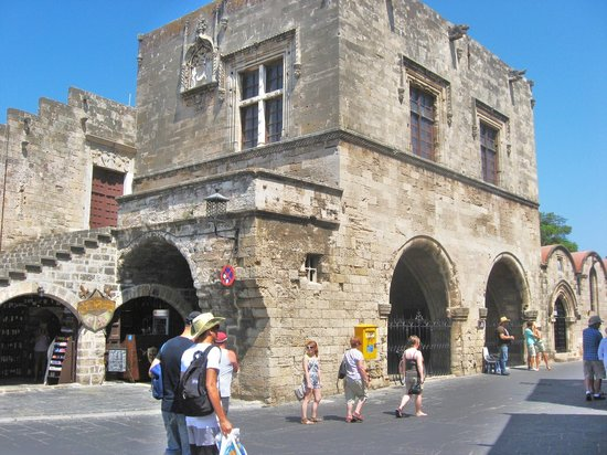 Amaryllis Hotel: Rhodes.....What a lovely place...