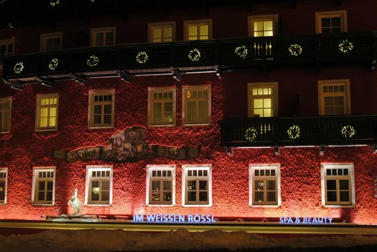 Romantikhotel Im Weissen Rössl: Hotel