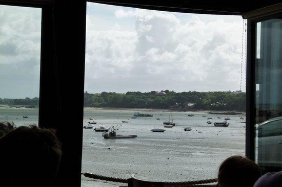 Breizh Cafe : belle vue sur la baie de Cancale