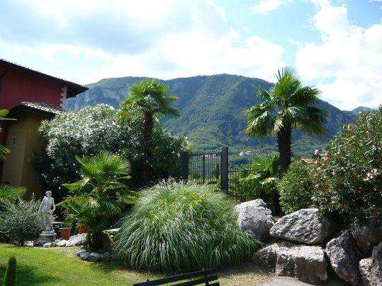 Residence Segattini: Schöne Aussicht