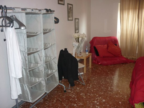 Mi Casa Tu Casa Bed & Breakfast : Habitación matrimonio