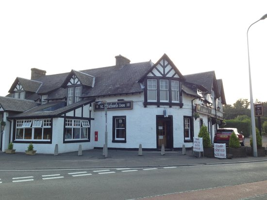 Leuchars, UK: St. Michaels Inn!